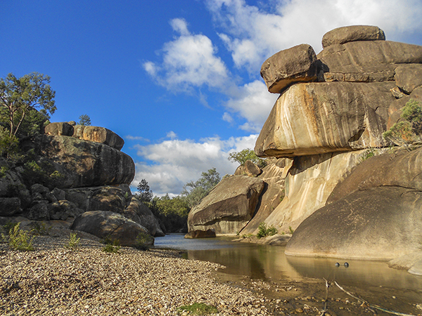 Cranky Rock Warialda - Photography by Steve Day