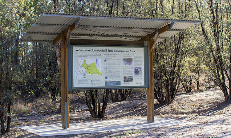Goonoowigal State Conservation area - Inverell