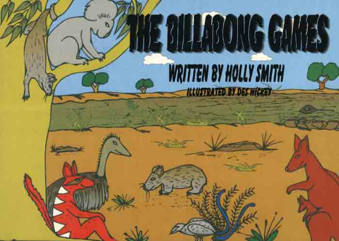 The Billabong Games by Holly Smith
