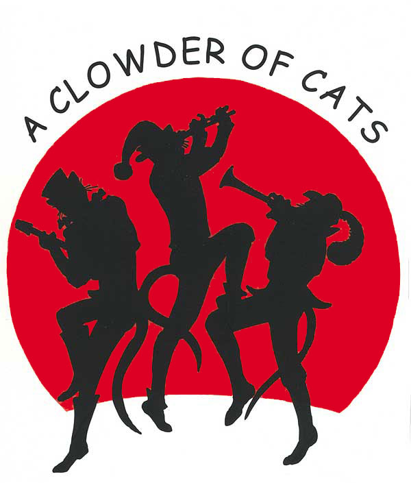 A Cowder Of Cats by Carmol Scammell & Dawn Lewis