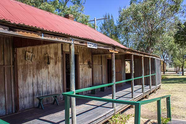 Paddy's Pub at Pioneer Village Inverell