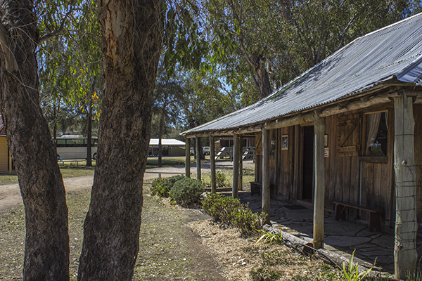 Pioneer Village - Tingha Road Inverell