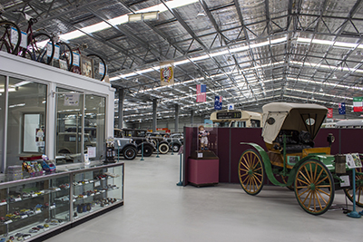 Transport Museum Inverell - Rifle Range Road.
